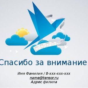 Договор со СБИС ОФД на 1 год